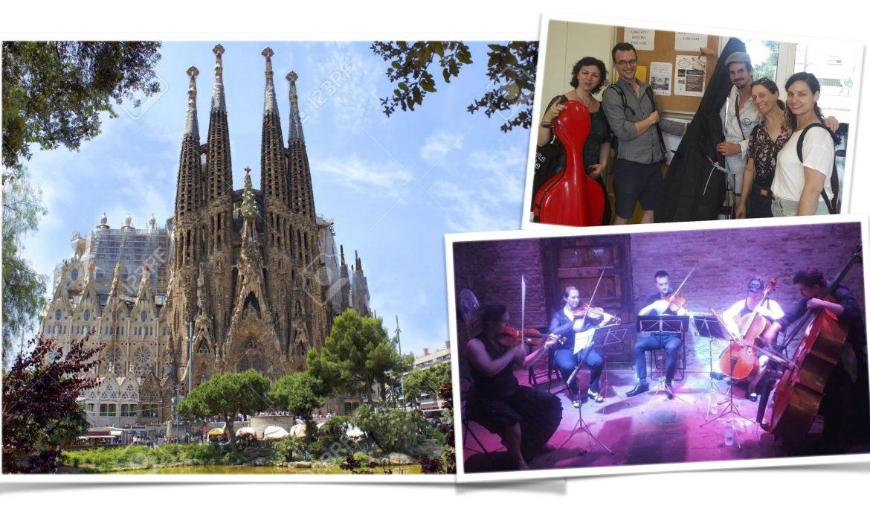 Les Chambristes de la Montérégie à Barcelone