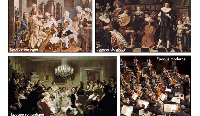 400 ans de musique classique en 60 minutes !